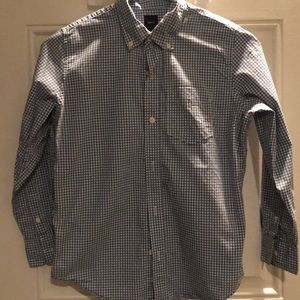 Gap kids dress shirt